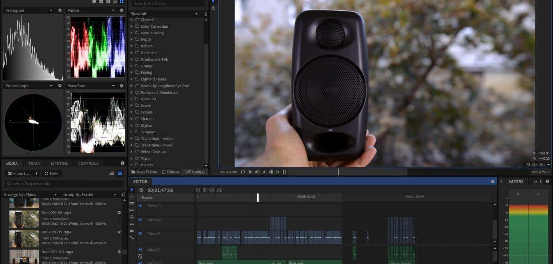 HitFilm Pro 14.1.9713.52946 Crack With Serial Keys Full Version