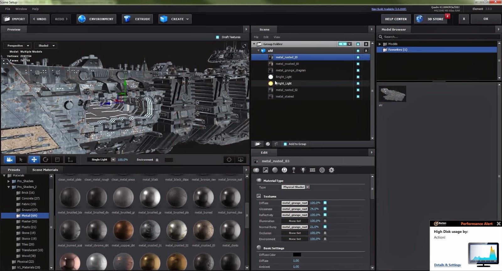 Video Copilot Element 3D v2.2.2.2168 Crack + License Key Latest Version